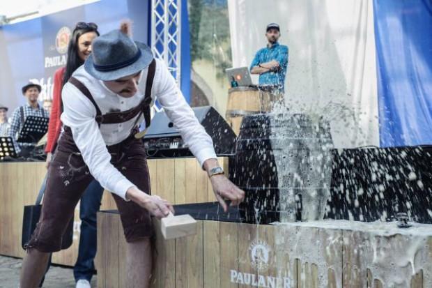 Bawarskie święto piwa Paulaner Oktoberfest po raz kolejny odbyło się w Polsce