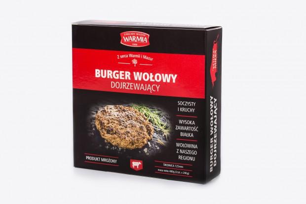ZM Warmia z nową linią steków z wołowiny dojrzewającej