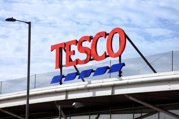 Grupa Tesco ze wzrostem sprzedaży
