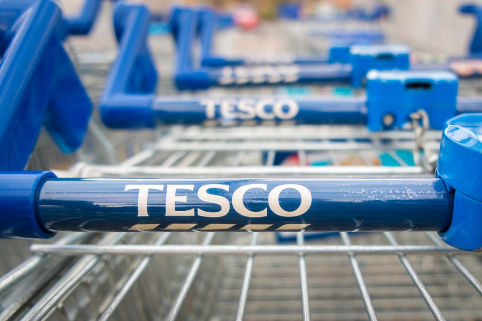 Tesco planuje przeznaczać na inwestycje ponad 1 mld funtów rocznie