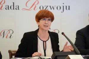 Rafalska: Pracodawcy muszą sięgać po studentów i długotrwale bezrobotnych