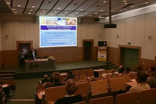 W Puławach dyskutowano o ograniczeniu stosowania antybiotyków w produkcji drobiu
