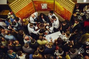 Pokazy cukiernictwa i food pairingu podczas Whisky Live Warsaw 2017