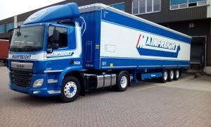 Mainfreight wdraża system szybkich transportów na trasie Holandia – Polska