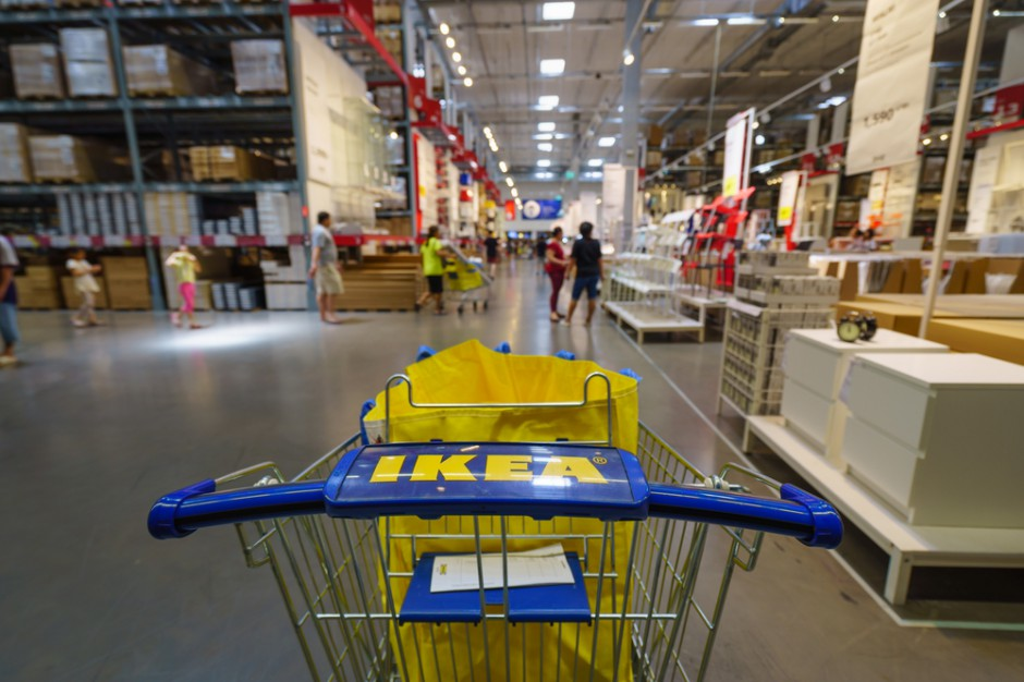 IKEA Retail z 13-proc. wzrostem sprzedaży