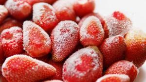 20-proc. spadek eksportu mrożonych truskawek z Polski