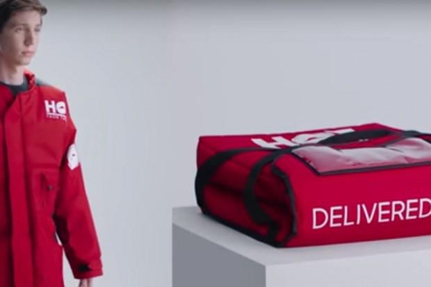 Pizza Hut stworzyła kurtkę na wzór torby