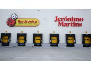 Zdjęcie numer 2 - galeria: Biedronka otworzyła centrum dystrybucyjne w Gorzowie Wielkopolskim (galeria zdjęć)