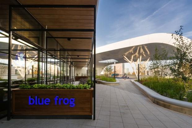 AmRest: Pierwszy Blue Frog w Polsce już otwarty