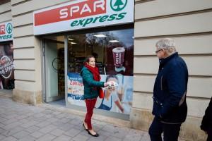 Zdjęcie numer 1 - galeria: Spar testuje model sklepu convenience (galeria zdjęć)