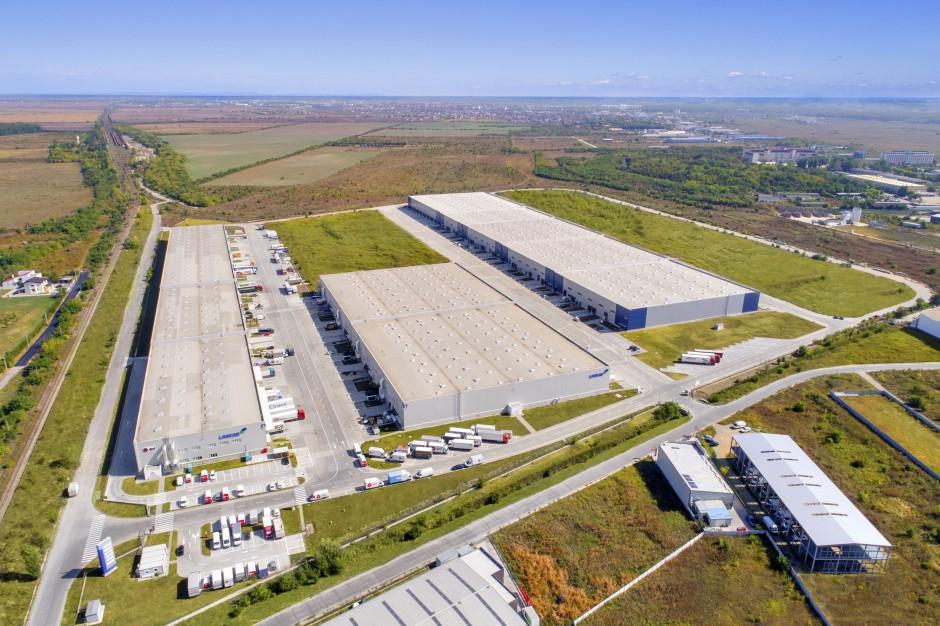 Logicor zakończył budowę nowego magazynu logistycznego w Bukareszcie