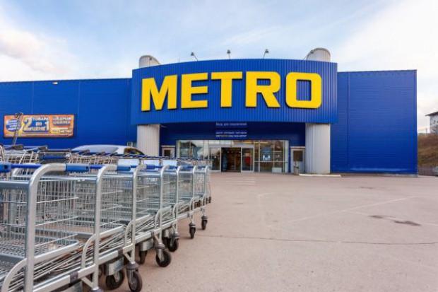 Przychody Metro AG wzrosły, ale Real notuje spadki