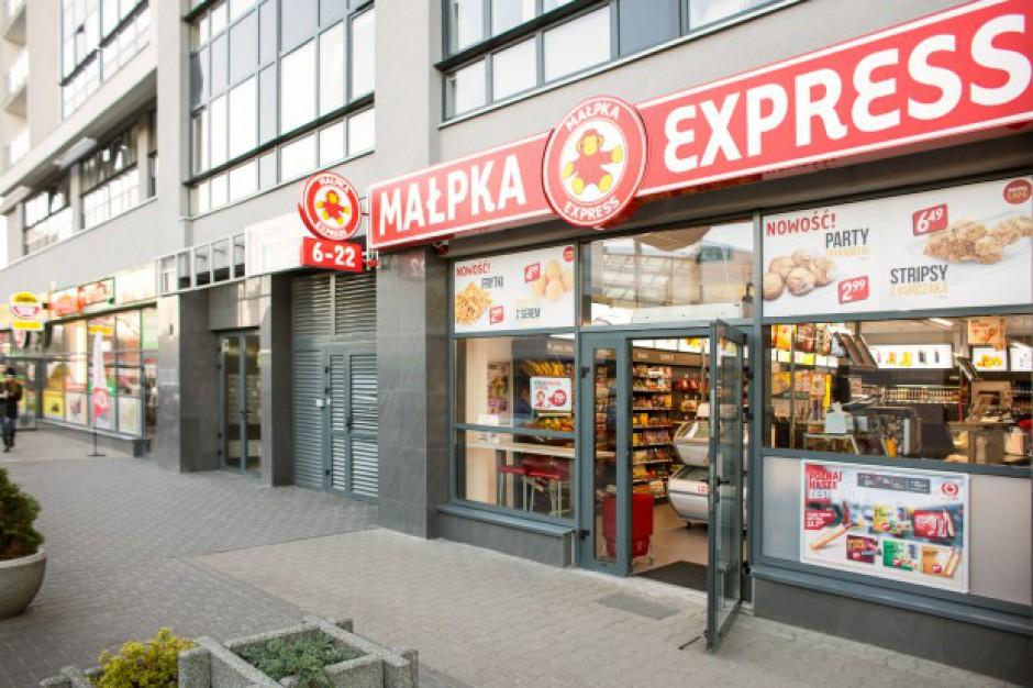 Małpka Express Ma Kłopoty Puste Półki W Sklepach Handel