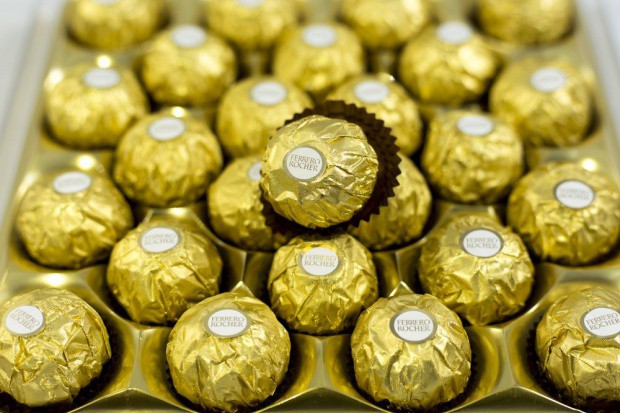 Grupa Ferrero kupi firmę Ferrara Candy