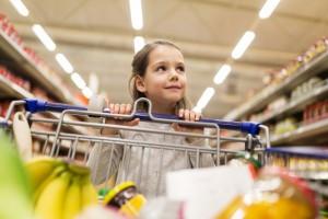 80 proc. dzieci samodzielnie kupuje artykuły spożywcze wydając miesięcznie ok. 285 mln zł