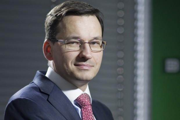Morawiecki: W tym roku zobaczymy więcej ściągniętego VAT o ponad 20 mld zł