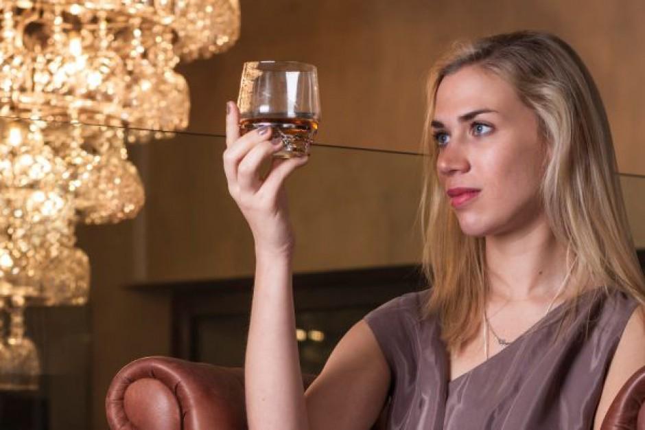 Whisky coraz bardziej popularna wśród kobiet