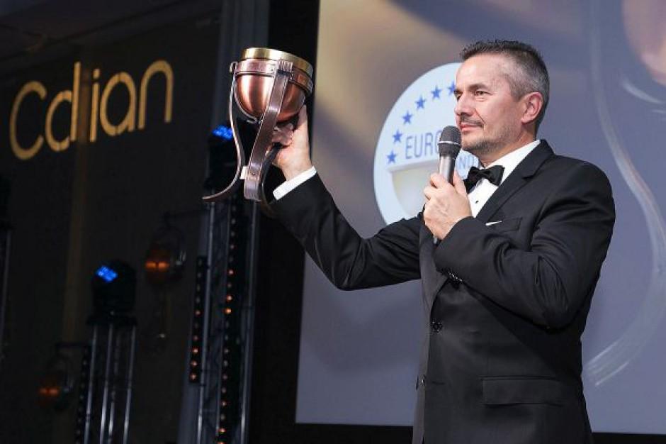 Jan Kolański pierwszym Polakiem z nagrodą European Candy Kettle Award