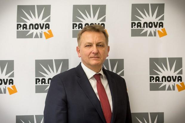 Były wiceprezes Tesco nowym prezesem spółki P.A. Nova