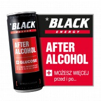 BLACK After Alcohol poszerza portfolio FoodCare