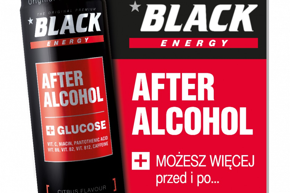 BLACK After Alcohol poszerza portfolio FoodCare