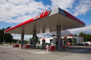 Najlepiej zaopatrzone sklepy mają stacje benzynowe...