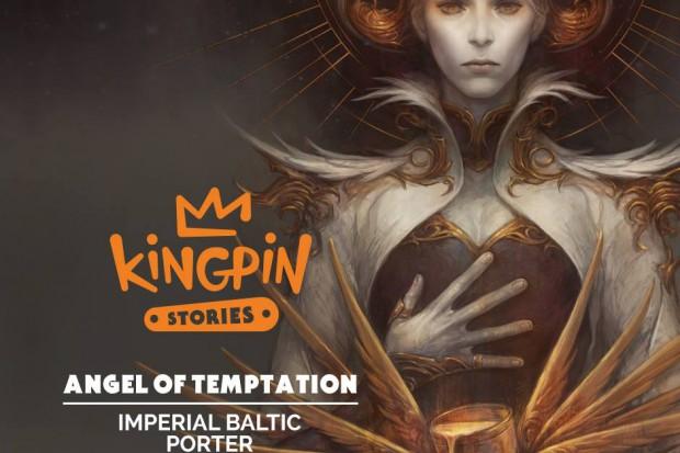 Angel of Temptation - porter bałtycki od Browaru Kingpin