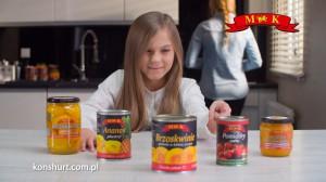 Konshurt z drugÄ… kampaniÄ… reklamowÄ… w telewizji (wideo)