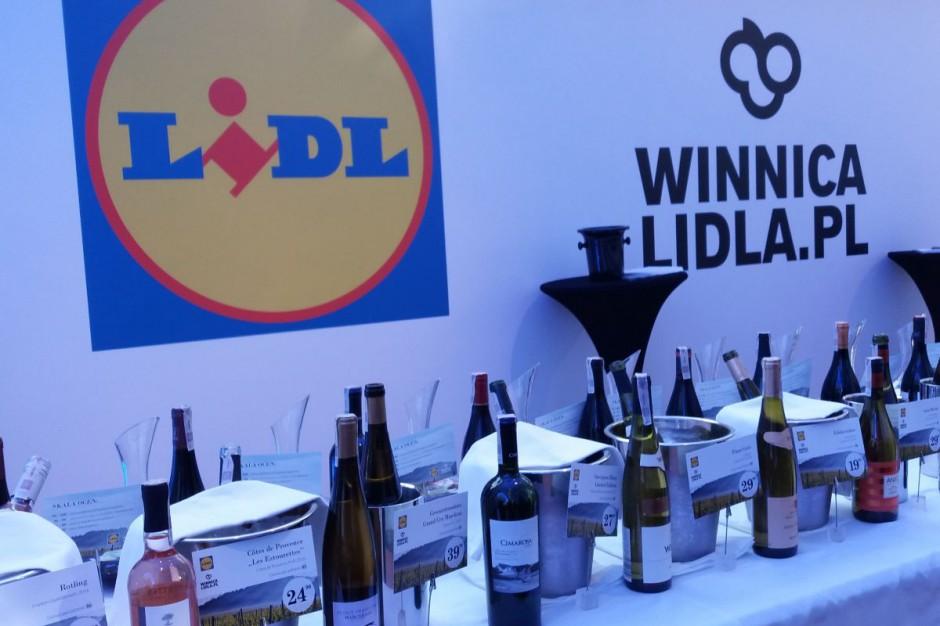 Lidl uruchamia platformę do rezerwowania win: winnicalidla.pl