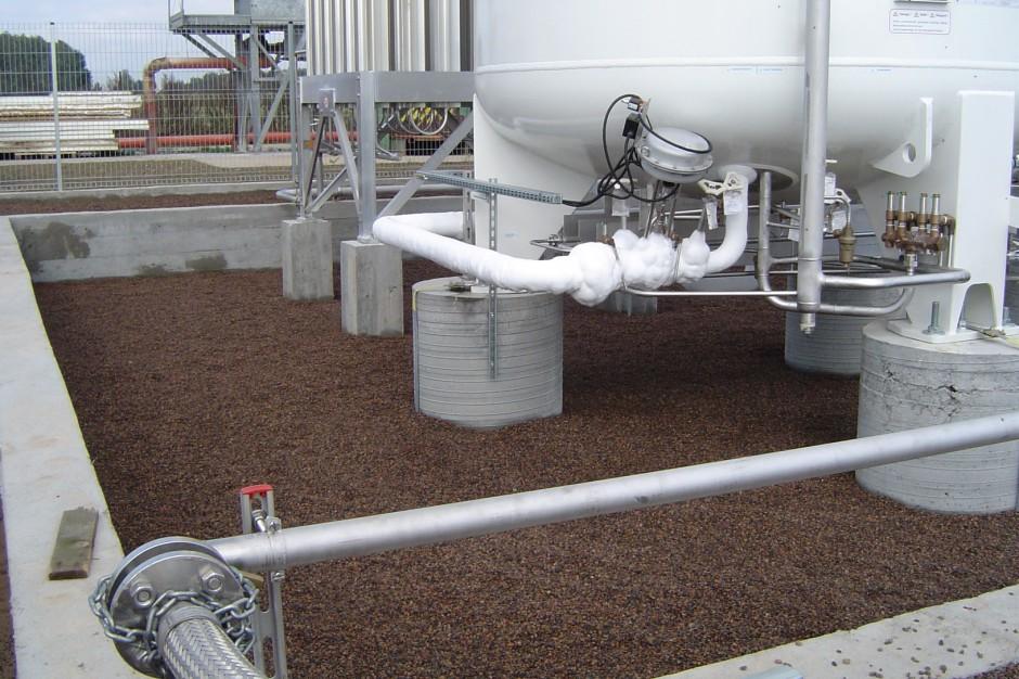 Emer uruchomił stację regazyfikacji gazu LNG