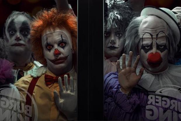 Burger King: Darmowy Whooper za strój klauna