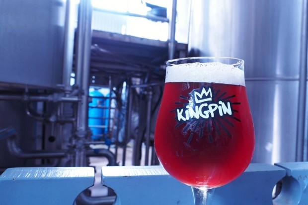 Piwa rzemieślnicze Browaru Kingpin w sieci sklepów Lidl