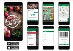 SPAR startuje z aplikacją mobilną