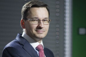 Morawiecki: Dochody z VAT na koniec 2017 roku mogą być wyższe od prognoz