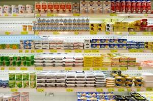 Chiński apetyt na mleko wciąż wzrasta