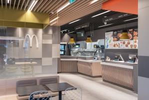 Zdjęcie numer 1 - galeria: McDonald's wdraża nowy wystrój lokali (zdjęcia)