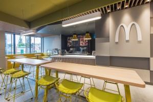 Zdjęcie numer 2 - galeria: McDonald's wdraża nowy wystrój lokali (zdjęcia)