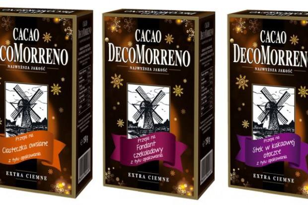 Kakao DecoMorreno w limitowanej edycji świątecznej z przepisami