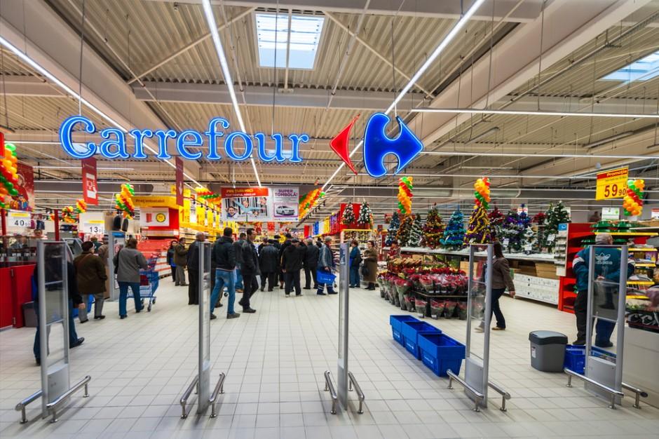 Carrefour testuje inteligentny wózek na zakupy SmartCart