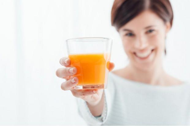 Sok pomarańczowy to cenne źródło antyoksydantu beta-kryptoksantyny