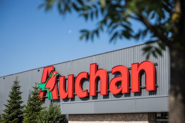 Auchan Polska obniżył kapitał zakładowy o połowę