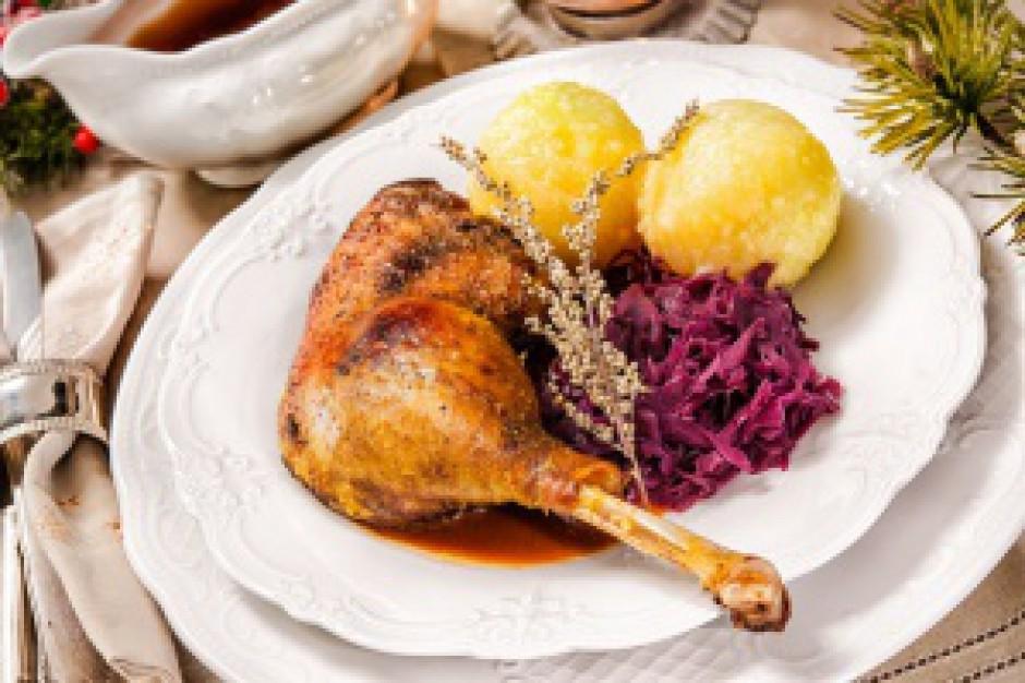 Rosnące ceny gęsiny nie zniechęciły Polaków do jej konsumpcji