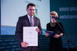 """Zdjęcie numer 1 - galeria: Przyznano certyfikaty """"Dobry produkt – wybór ekspertów 2017""""  (GALERIA)"""