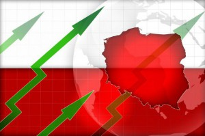 EBOiR podniósł prognozę dynamiki PKB Polski w 2017 do 4,1 proc.