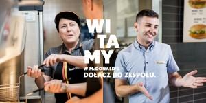McDonald's zaprasza pracowników 50+, młode matki i osoby z niepełnosprawnościami