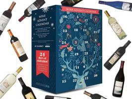 Kalendarz adwentowy z winem zamiast czekoladek