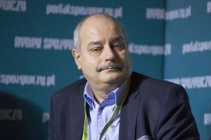Sławomir Chłoń na FRSiH: Zbyt częste kontrole mogą wynikać z walki konkurencyjnej