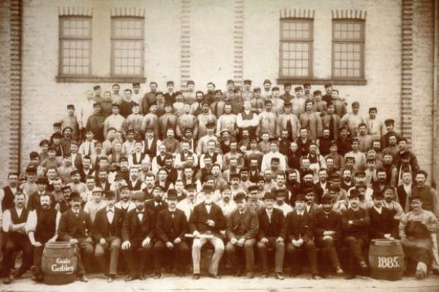 10 listopada przypada 170. rocznica powstania Browaru Carlsberg