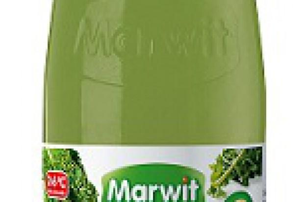 Marwit wprowadza sok z pomarańczy i jarmużu