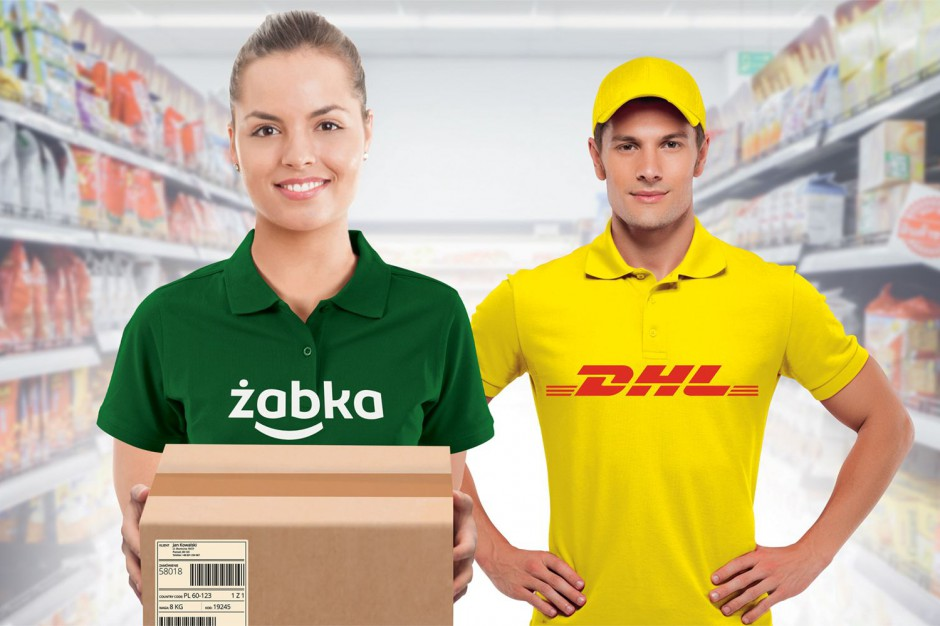 DHL Parcel rozszerza współpracę z Żabką